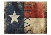 Texas Flag Text