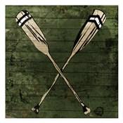 Sketched Oars