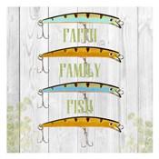 Faith Family Fish