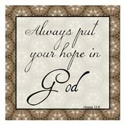 Always God