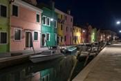 Burano Street Lights I
