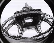 Eiffel Tower, Paris 1979