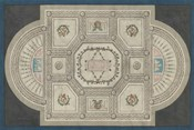 Parisian Ceiling Design