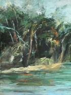 Waterway Jungle I