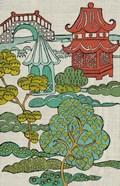 Pagoda Landscape II