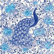 Peacock Garden III