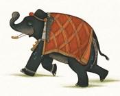India Elephant II Light Crop
