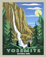 Yosemite National Park: Day