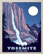 Yosemite New Night