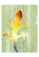 Painted Lizard 1