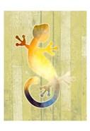 Painted Lizard 2
