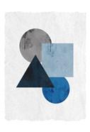 Blue Shapes 1
