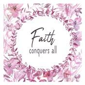 Faith Conquers