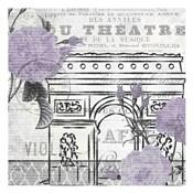 Paris Script Purple 2