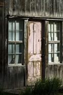 Colorado Cabin Door