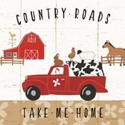 Country Roads III