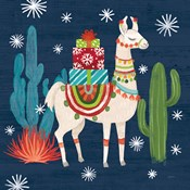Lovely Llamas II Christmas