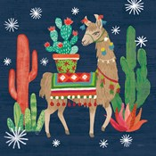 Lovely Llamas III Christmas