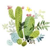 Happy Cactus III