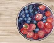 Bowls of Fruit III
