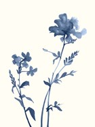 Indigo Wildflowers VI
