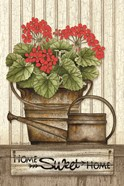 Home Sweet Home Geraniums