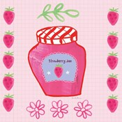 Pretty Jams and Jellies I