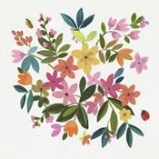 Folky Flowers II