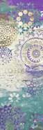 Purple Mosaic II