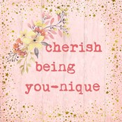 Cherish Being You-nique