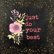 Just Do Your Best II