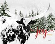 Joy to the World Longhorn