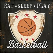 Eat, Sleep, Play, Basketball