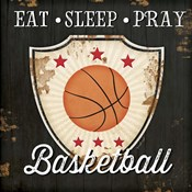 Eat, Sleep, Pray, Basketball