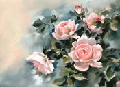 Pink Rose Luster