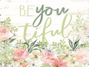 Floral Be You Tiful