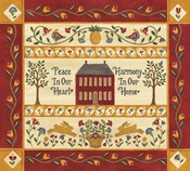 Harmony in Our Home Sampler