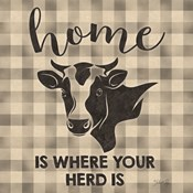 Home is Where Your Herd Is