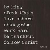 Follow Christ