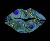Peacock Kiss