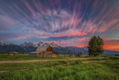 Beneath Teton Glory