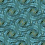 Blue Swirl Repeat