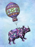 Flying Rhino