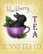 Blackberry Tea Bunny