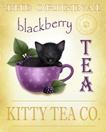 Blackberry Tea Cat