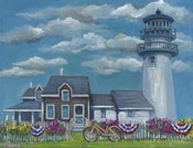 Patriotic Highland Light