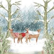 Christmas Deer Group