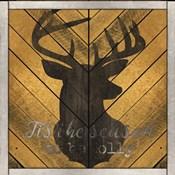 Tis the Season Deer