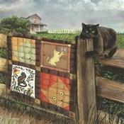 Quilt Cat