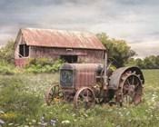 Clayton Tractor